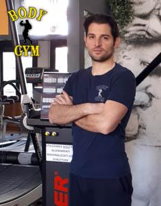 Antonio Tripepi - Palestra Body Gym Maranello